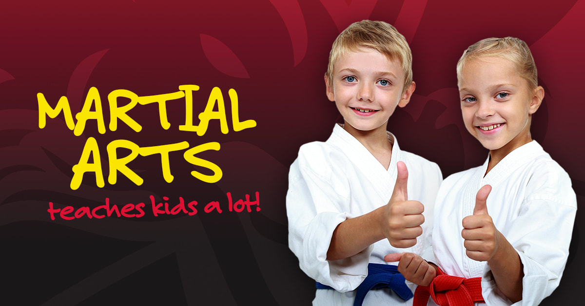 Martial Arts Classes for Kids in New Westminster